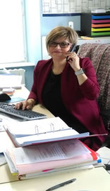 Secrétaire de Mairie Stéphanie ALIX