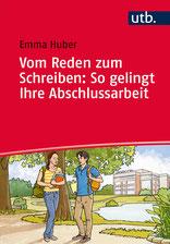 """Cover des Buches """"Vom Reden zum Schreiben"""""""