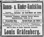 Göttinger Zeitung, 13.12.1918. StA Göttingen