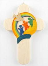 Kinderkreuz Schützende Hand