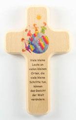 Kinderkreuz Das Gesicht der Welt