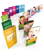 Zahnarztbroschüren Patientenflyer Zahnarzt Prophylaxe