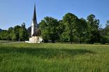 Die Kirche von Neuhaus am Schliersee