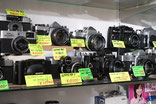 ブラック堂のクラシックカメラ