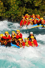 Rafting sports nature à Saint Jean Pied de Port