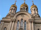 Wiesbaden, russische Kirche. Foto:P.Marozau