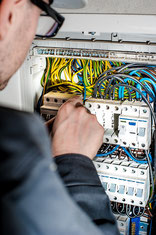 Stellenangebot Elektroniker Kunert Haustechnik Heizung Sanitär Elektro Pr. Oldendorf Bad Holzhausen Lübbecke