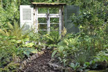 Jardin de Anny et Helmut Hohenstein (photo Alain Tessier)