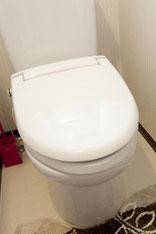 トイレの詰まりの修理