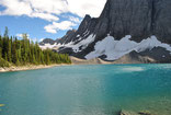 wandern rocky mountains