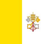 Drapeau de la Cité du Vatican