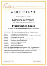 Systemischer Coach Katharina Lehmkuhl