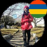 Ms. Nawshin MAHADOOA Masters Japan Alumni from Mauritius