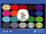 retovinilo, vinilos decorativos, colores, materiales, avery, colores mate, colores brillo, vinilo acido, dorado, plata
