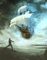 El Caleuche, barcos fantasmas, malditos