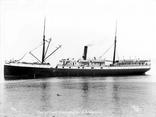 El SS Valencia, barcos fantasmas, malditos