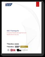MobileIron Trainings - Enterprise Mobility by ISEC7