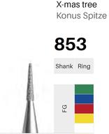 FG-Diamant 853, Konus Spitze