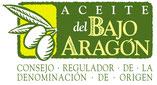 Sello de calidad del Consejo Regulador de la Denominación de Origen Bajo Aragón