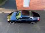nach der Fahrzeugaufbereitung strahlt der Lexus wieder in Megaglanz