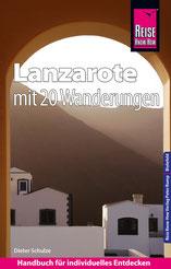 Cover Reiseführer Lanzarote von Dieter Schulze