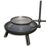 Feuerschalen und Grill