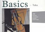 ヴァイオリン フィドル Basics 基本