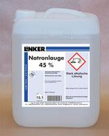 Natronlauge 35%, Natronlauge 10-100% verfügbar