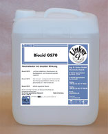 Biozid GS 70, Linker Chemie-Group, Linker GmbH, Industriereiniger, Desinfektion, Neutralisationsmittel