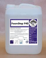 FoamStop F40, Linker Chemie-Group, silikonfreier Entlüfter, Galvano-, reinigungs-, und Prozessbäders