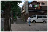 東京写真街角写真 あきまだき