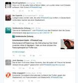 """#ThisIsACoup  Süddeutsche """"..Entsetzen über die Causa Griechenland"""". Screenshot: Helga Karl"""