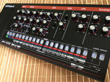 Xtique 03, Instrument Overlay von mxpand - für Roland Boutique JX-03, Synthesizer, Vintage JX-3P, hochwertige Bedien-Schablone/Skin/Folie