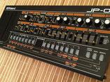 Xtique JPX8, Instrument Overlay von mxpand - für Roland Boutique JP-08, Synthesizer, Vintage Jupiter 8, hochwertige Bedien-Schablone/Skin/Folie