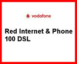 Telefonanschluss von Vodafone mit Festnetz gibt es im Komplettpaket mit DSL 100