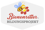 Bienenretter Bildungsprojekt Logo