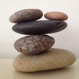 gestapelte Steine (Anordnung 1)