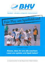 BHV - Fairplay am Spielfeldrand