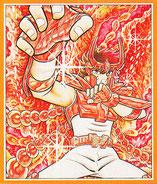 La razón por la que Ikki y Shun son hermanos es porque quería imprimirle un fuerte impacto a la aparición de Phoenix.