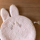 Coin Case Rabbit Sakura