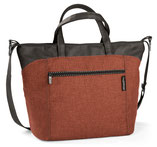kinderwagen team pop-up dessin terracotta wickeltasche