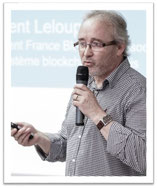 laurent leloup conference contact blockchain
