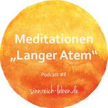 Meditation als Podcast