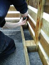 Fabrication d'une jardinière originale à partir de palettes en bois