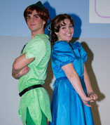 Anniversaire Peter Pan à domicile