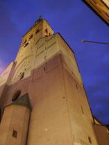 "Kirchturm vom ""Alten Peter"""