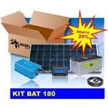 Kit Fotovoltaico Autónomo