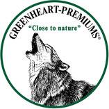 Greenheart Premiums Hundefutter Hunde Wolf