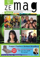ZE mag 36 Châteauroux N°4         Mars 2015