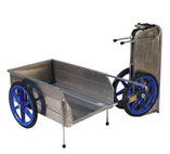 beach trolley, location truck, fold-it, sunbounce, pushcart, trolley